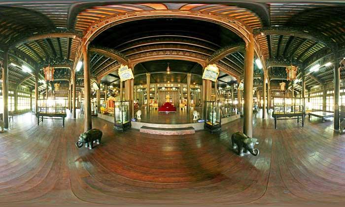 Museo de antiguedades de Hue