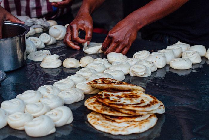Cocina Birmania postres