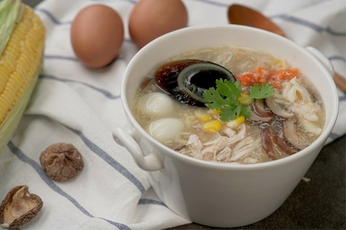 Sopa vietnamita herencia francesa