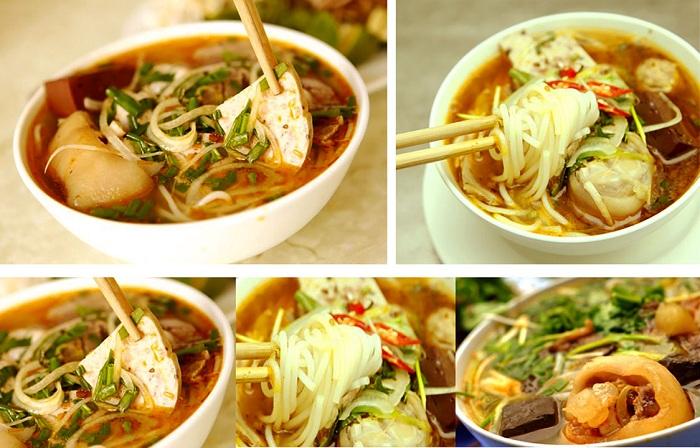 Bun bo hue comida tipica Vietnam