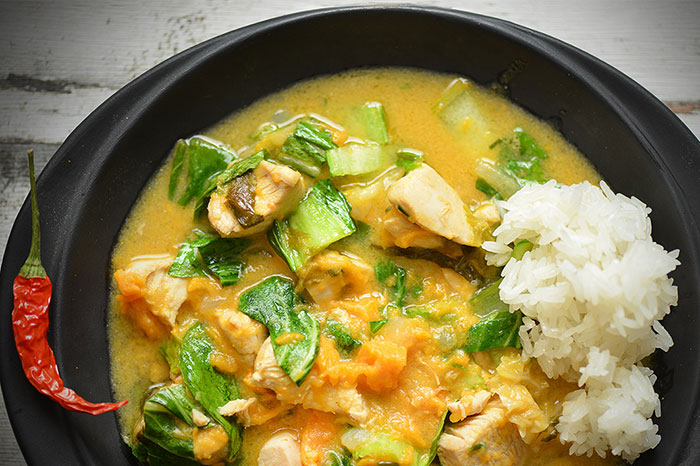 Cocina de Nong Khiaw Laos