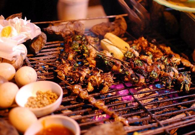 Comida local de Sapa Vietnam