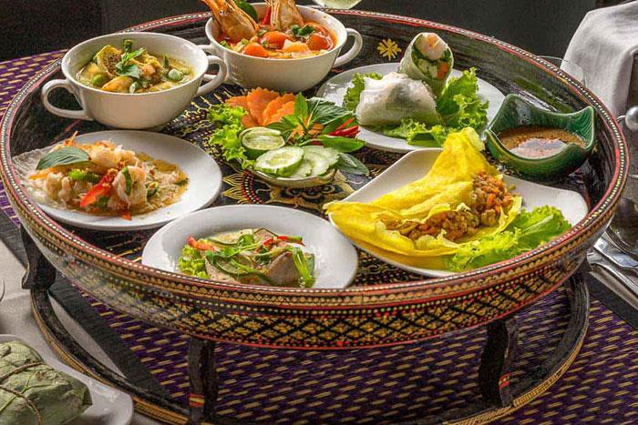 Comida en Siem Reap