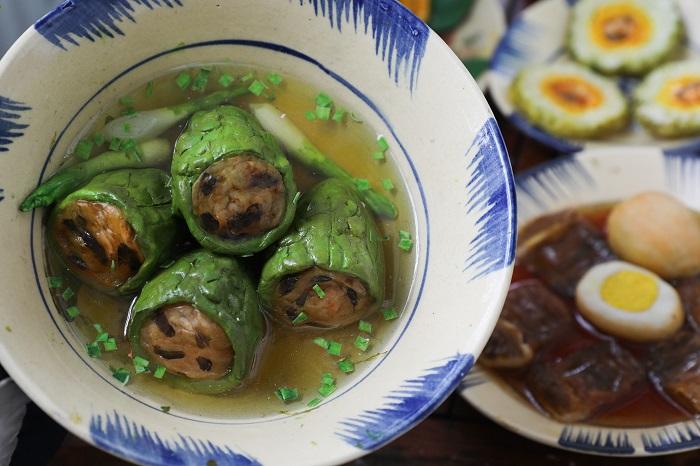 Comida tradicional durante el Tet Kho Qua