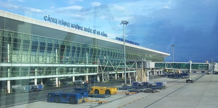Aeropuerto de Da Nang Vietnam