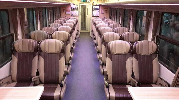 Tren golden de Saigon a Mui Ne