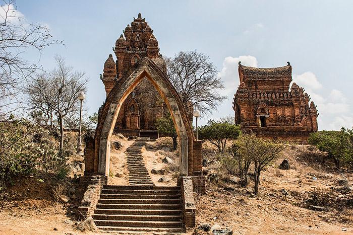 Complejo del templo cham Po Klong Garai