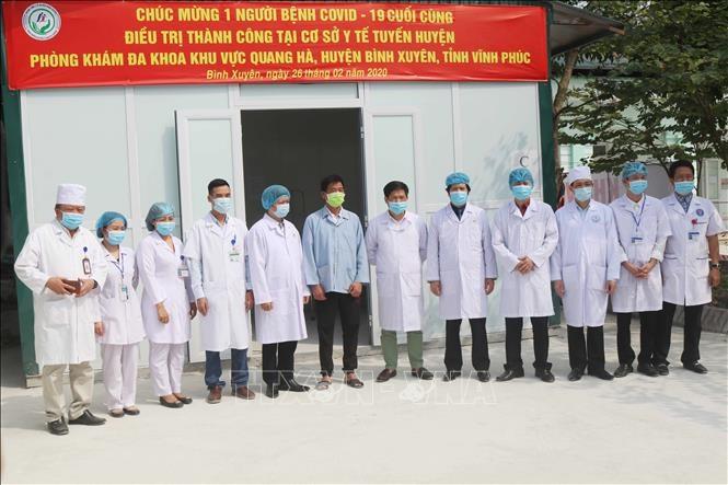 Actualizacion del Cornovirus en Vietnam
