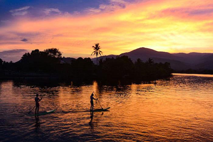 Crucero por la isla de Kampot