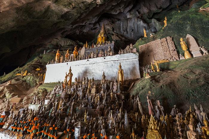 Cuevas de Pak Ou Tham Ting