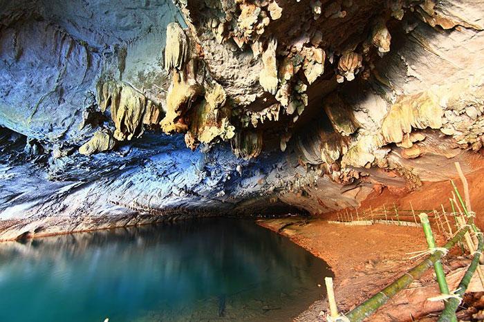 Cueva de Kon Lor en Laos