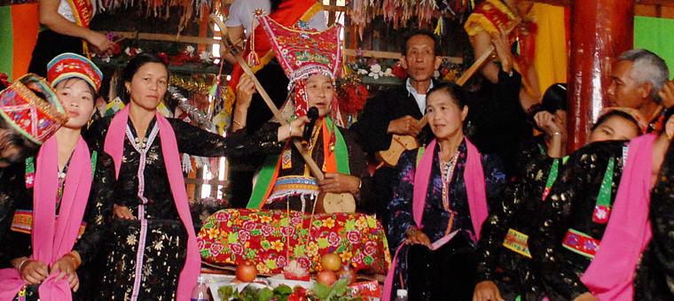 Culto de las minorias etnicas