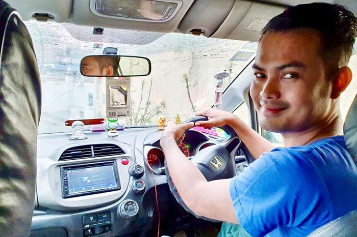 Conducir por la derecha en Birmania