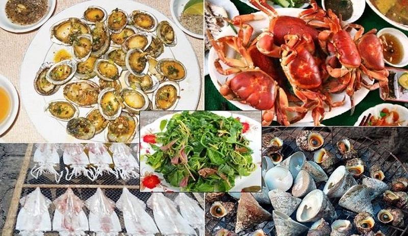 Especialidades culinarias de la isla Cham Vietnam
