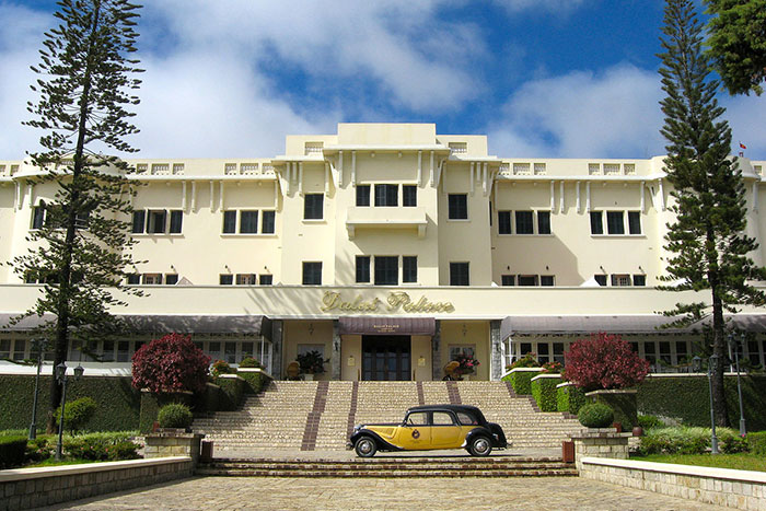 Palace Heritage Hotel en Dalat Vietnam