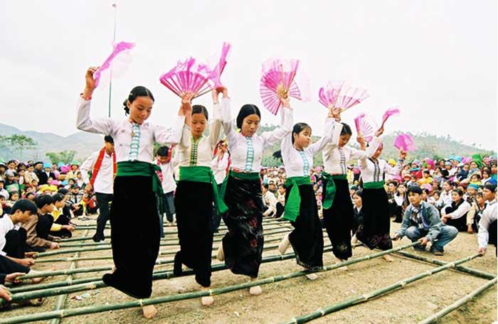 Danza tradicional de los Thai