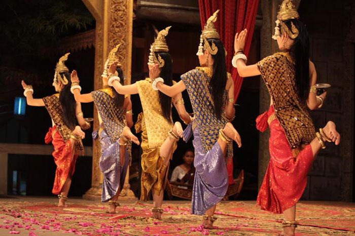 Ballet real de Camboya
