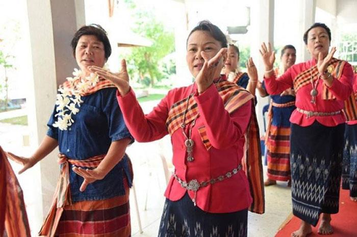 Danza tradicional de Ramvong
