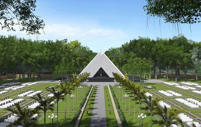 Cementerio en Dien Bien Phu