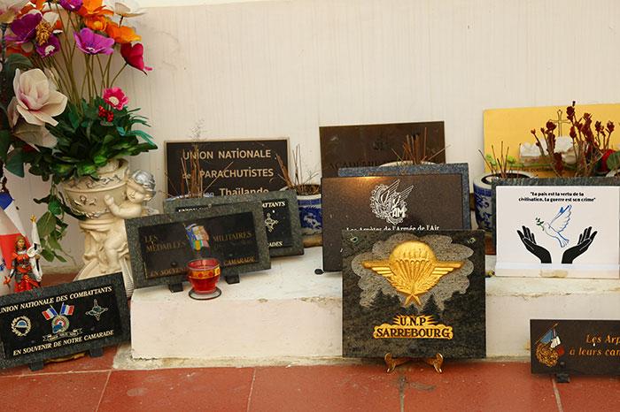 Memorial en Dien Bien Phu
