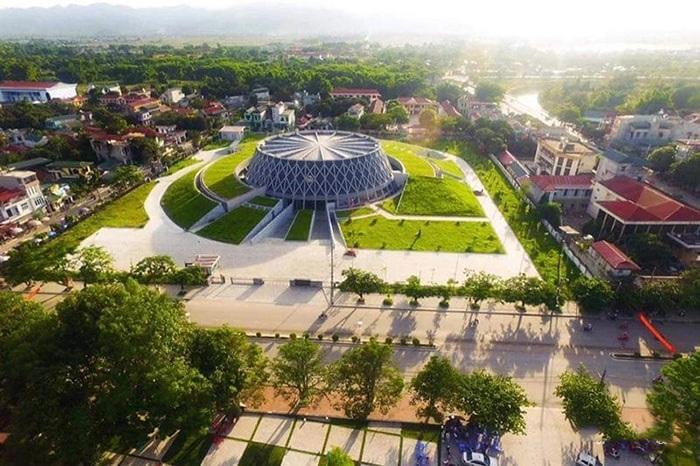 Museo de la victoria Dien Bien Phu