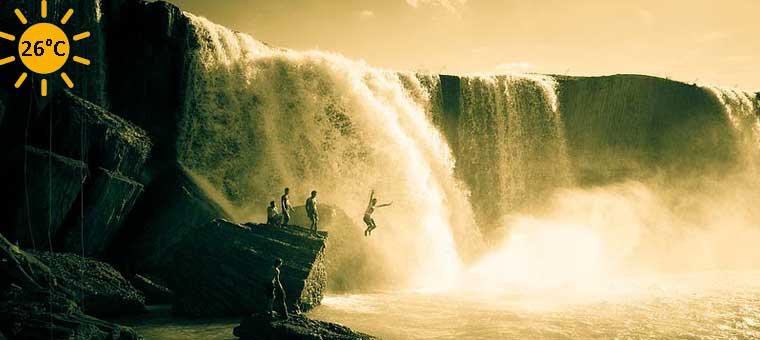 Viajar a Vietnam cascada de Dak Lak