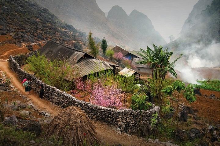 La meseta de DOng Van en Ha Giang
