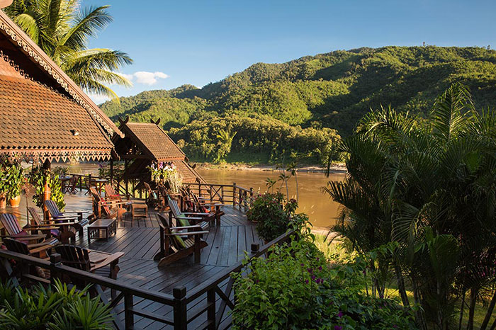Luang Say Lodge en Laos