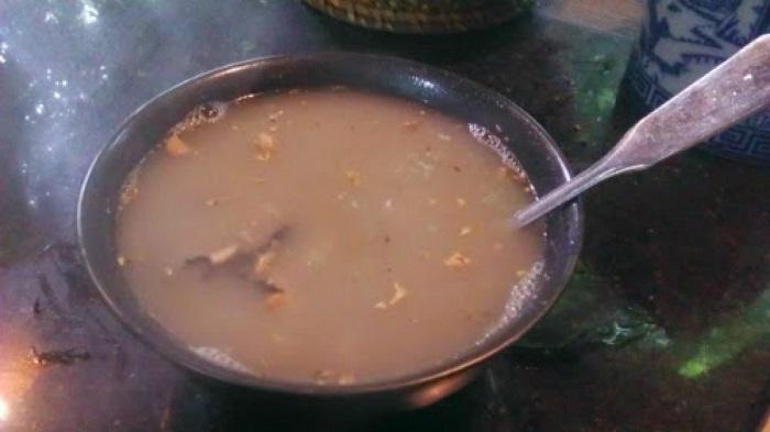 Especialidad culinaria del grupo etnico Thai