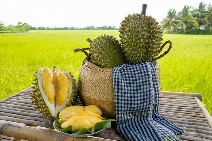 Fruta con olor fetido