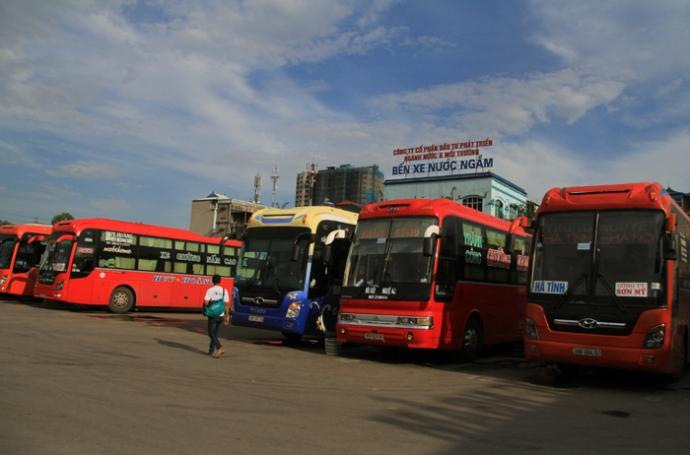 Estación de buses Hanoi Ninh Binh