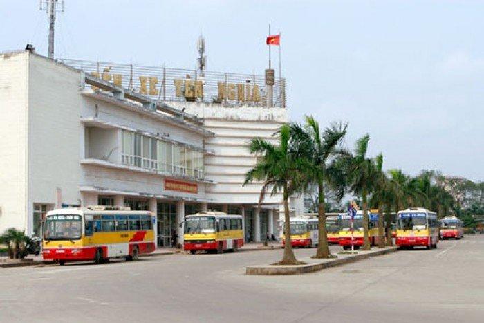 Estacion de autobuses Yen Nghia en Hanoi