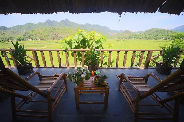 Estadía en Mai Chau Vietnam