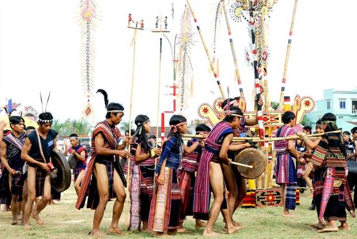 Fiesta Gong Jarai