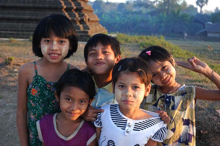 Etnia arakanai grupos etnicos de Myanmar