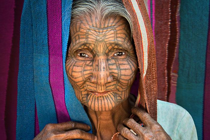Etnia Chin grupos etnicos de Myanmar