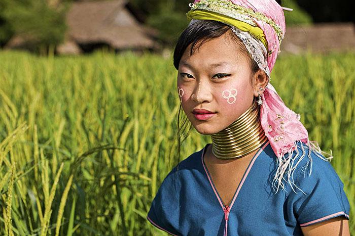 Etnia Karen grupo etnico de Myanmar