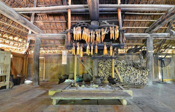Cociana tradicional de los Muong