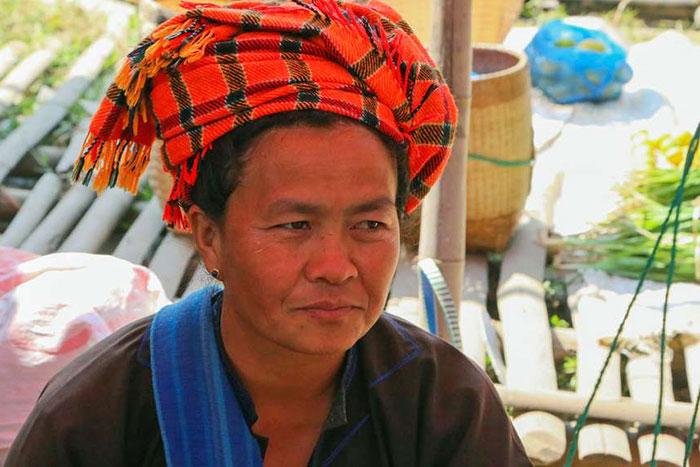 Etnia Shan grupo etnico de Myanmar
