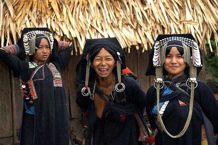 Exploracion de la provincia de Phongsaly en Laos
