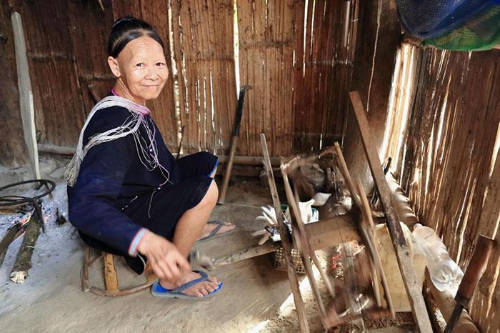 Exploracion de Luang Namtha en Laos