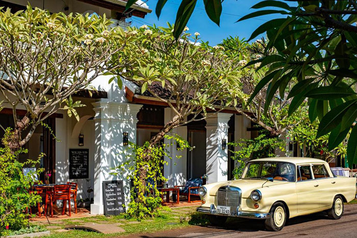 Residencia Bassac en Vat Phou
