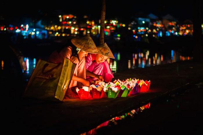 Festival de linternas de Hoi An