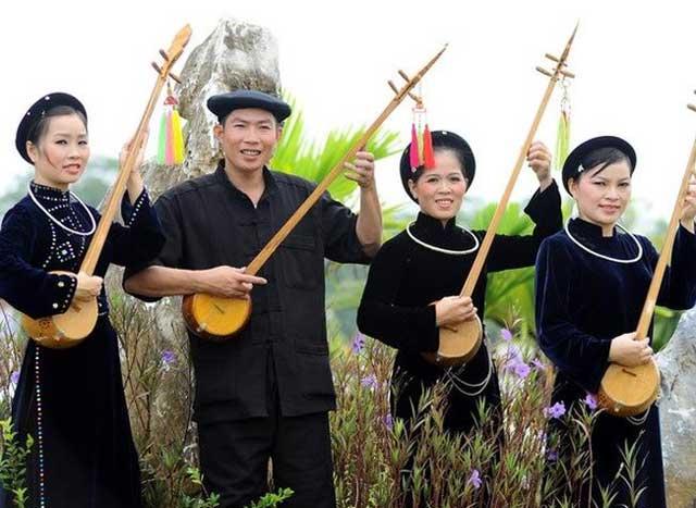 Fiesta de la etnia Tay