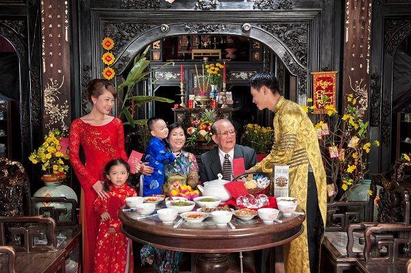 El año nuevo lunar vietnamita Tet