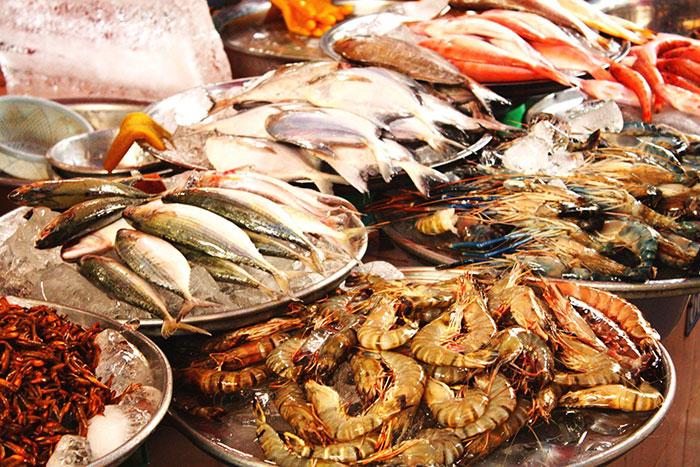 Frutos de Quy Nhon Vietnam