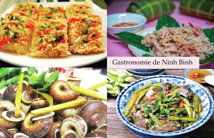 Gastronomia en Ninh Binh Vietnam