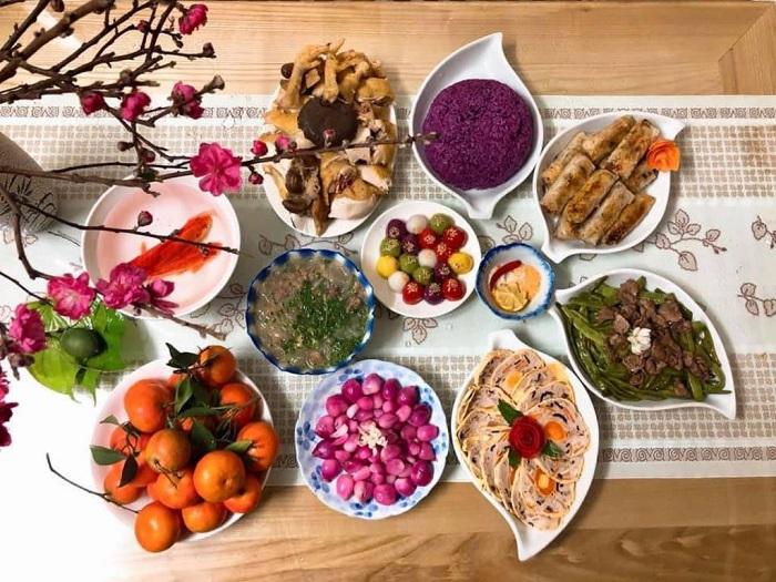 Las costumbres tradicionales del Tet en Vietnam tao quan