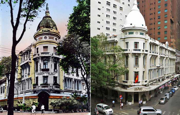 Gran Hotel de Saigon Vietnam