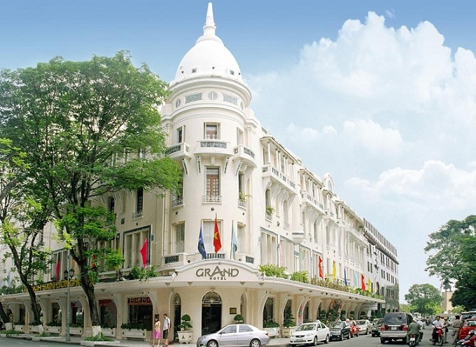 Grand Hotel Saigon en Ho Chi Minh
